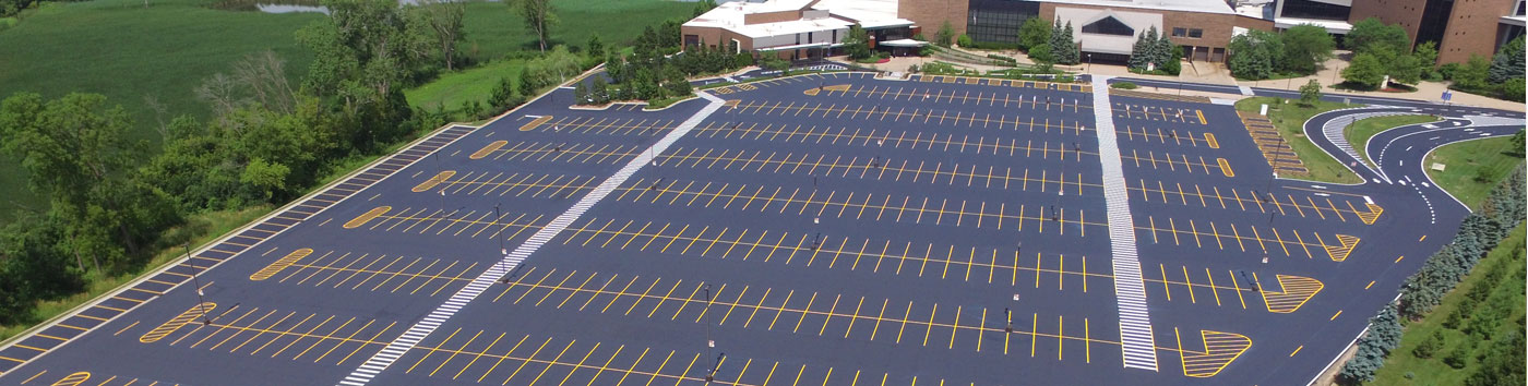 Get in touch featured image of Brewer Willow parking lot