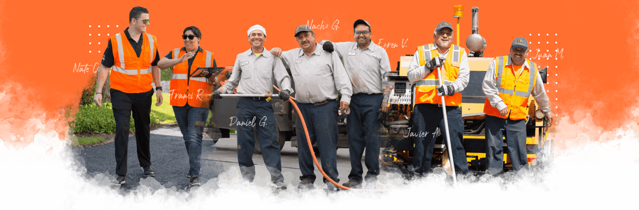 Our Heart And Soul About us - A & A Paving