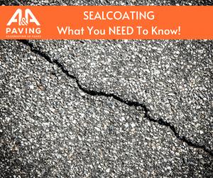 Benefits of Asphalt Sealcoating