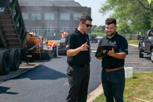 What to Expect: Commercial Paving Repair Project