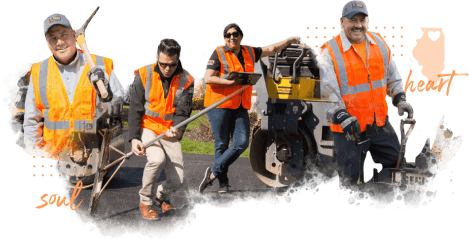 About A & A Paving Staff
