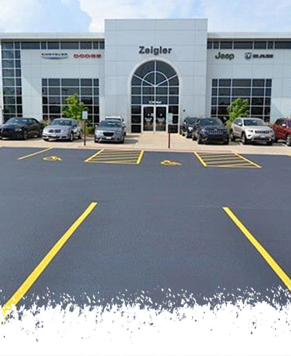 Zelgler Sealcoating - A & A Paving