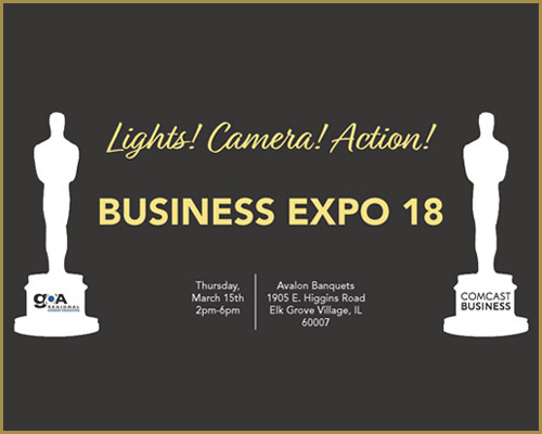 Event Business Expo 2018 - A & A Paving