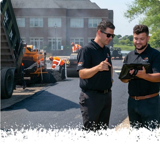 Superior Result Crew Staff - A & A Paving