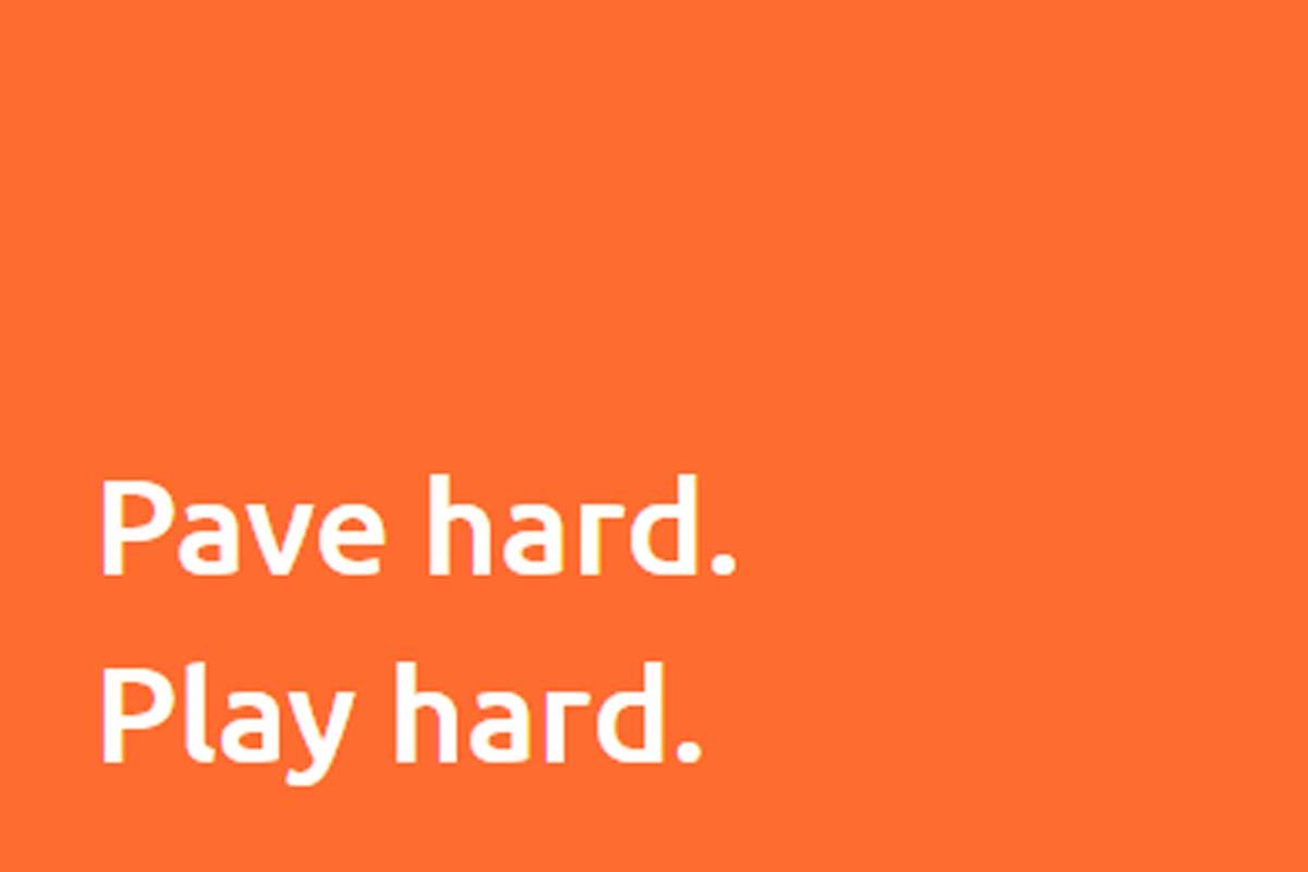 Play hard - A & A Paving